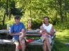 Sborová dovolená, červenec 2006, Michlova huť, chata Michlovka