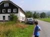 Sborová dovolená Jeseníky - léto 2005