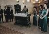 Svatba - manželé Alena a Luboš Červovi - 6.10.2006 Kostel sv. Klimenta
