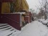Zima ve Vršovicích - leden 2010